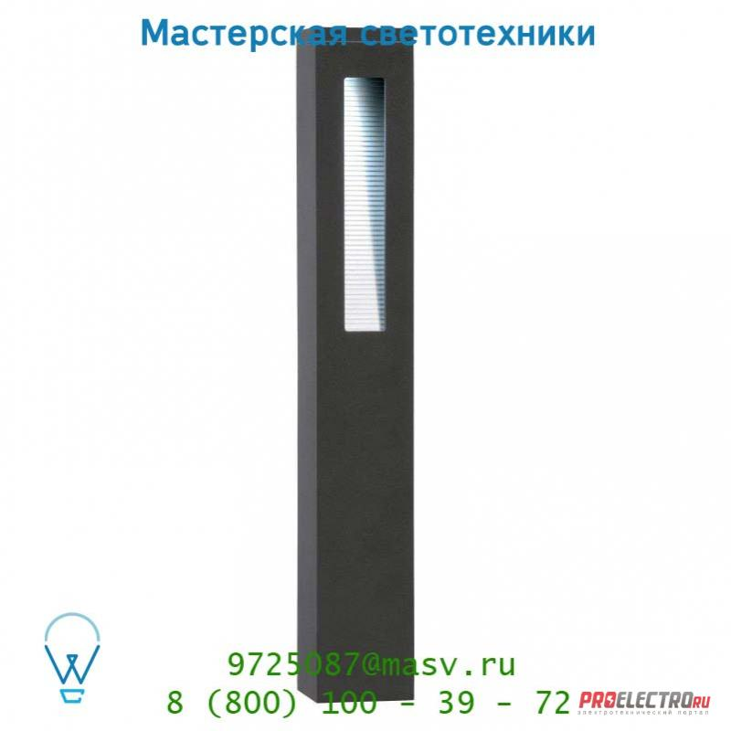 Уличный светильник 10876/43/30 Lucide DEN Aussern Light LED 3W IP54 H40cm 4500K 170LM Sc