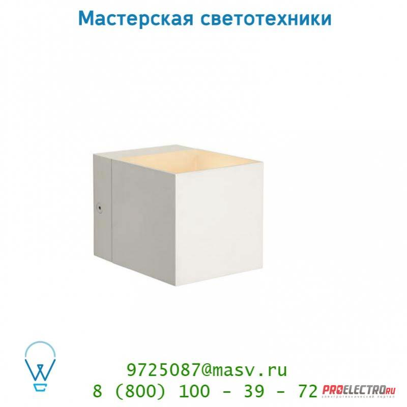 Настенный светильник 09201/01/31 Lucide <strong>DEVI</strong> Wandl. G9excl B8 L8 H12cm Weiss