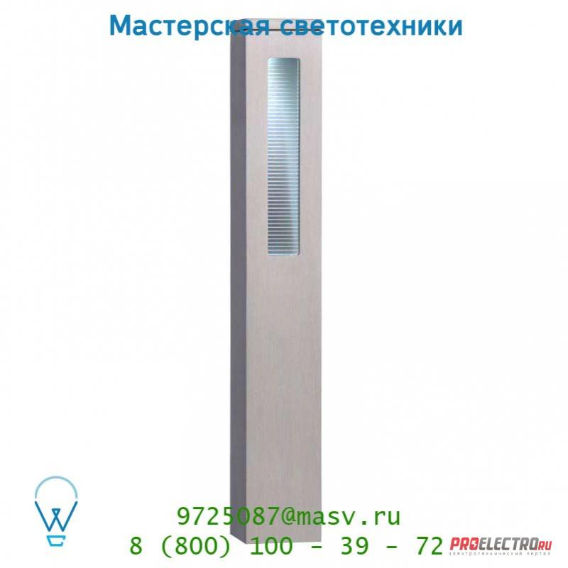 Уличный светильник 10876/43/12 Lucide DEN Aussern Light LED 3W IP54 H40cm 4500K 170LM AL