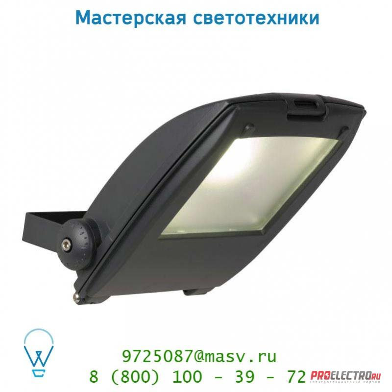 14804/30/30 уличный светильник Lucide LED-FLOOD 30W IP65 4200K 2200LM 24.5/32/13cm Schwa