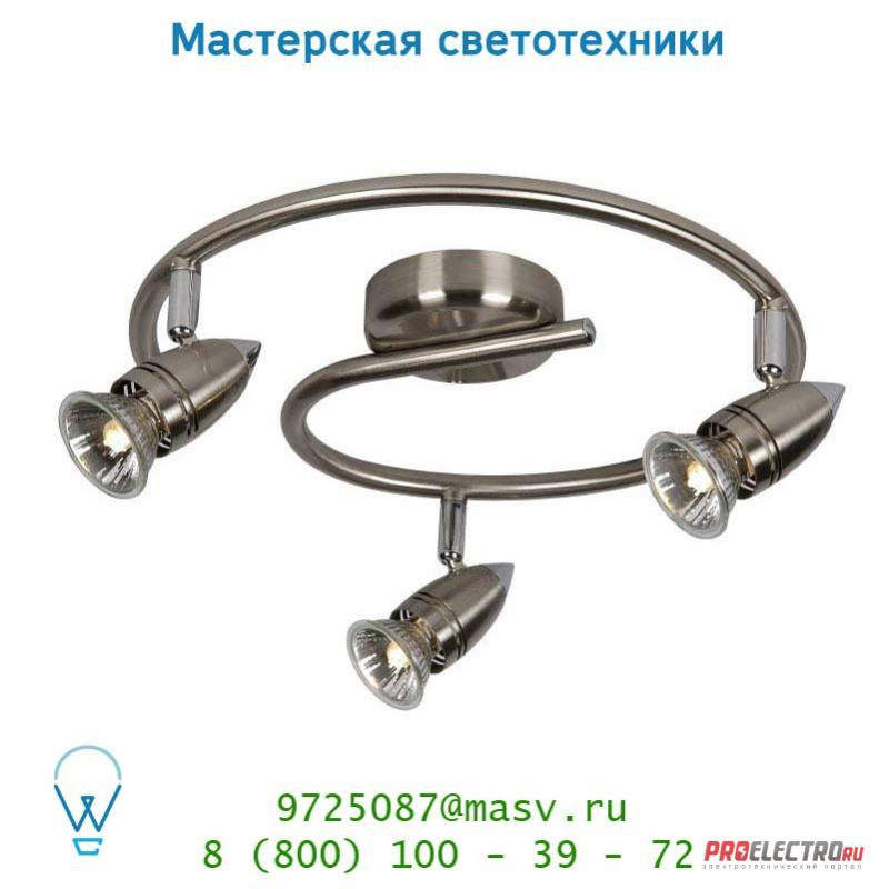 Lucide CARO-BIS Spot <strong>BOGE</strong> 3xGU10/50W Mattes Chroom 13955/33/12 спот