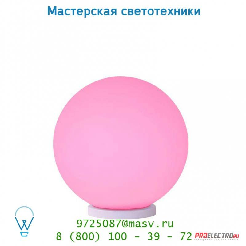 Уличный светильник 13806/35/61 Lucide LED POOL BALLS Remote RGB1W D35cm IP66 Weiss