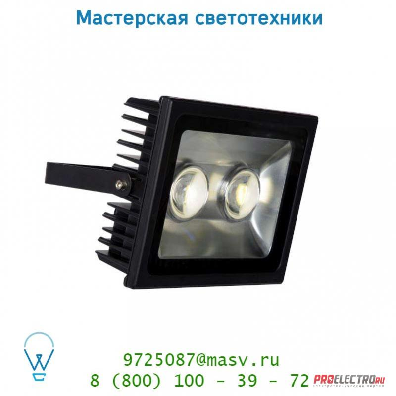 Уличный светильник 14806/80/30 Lucide SUPER LED FLOOD 80W 4200K 6200lm L29 W20 H23cm