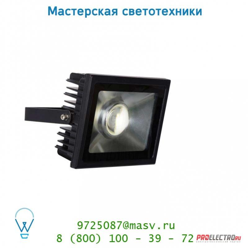 Уличный светильник Lucide SUPER LED FLOOD 40W 4200K 3500lm L24 W17 H18.5cm 14806/40/30
