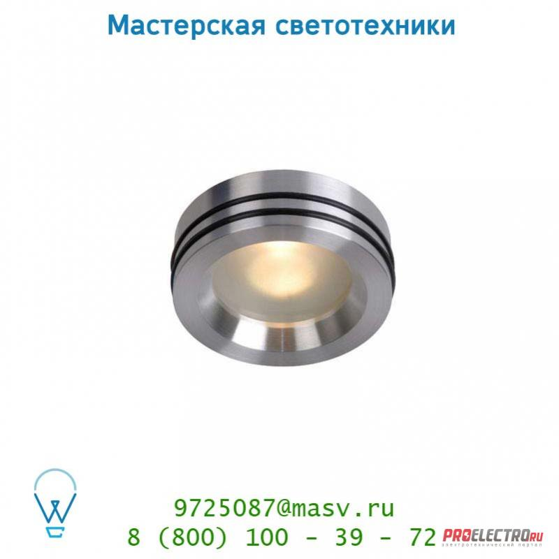 Lucide SHOWER LIGHT Spot MR11-1x12V/35W IP36 Mattes chrom спот 17980/01/12