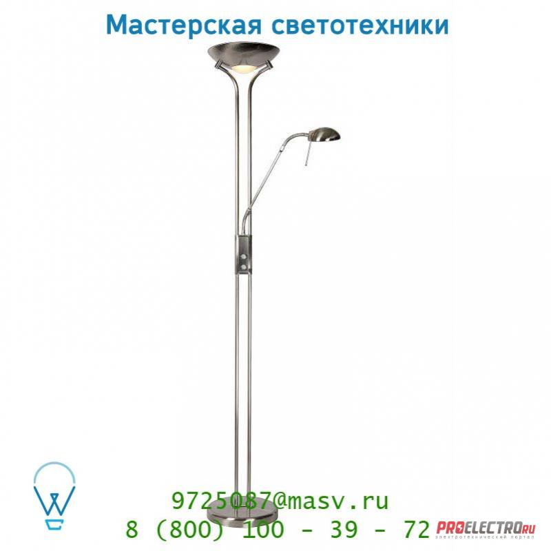 19701/22/12 торшер Lucide CHAMPION Stehlamp R7S/230W - G9/33W Mattes chrome