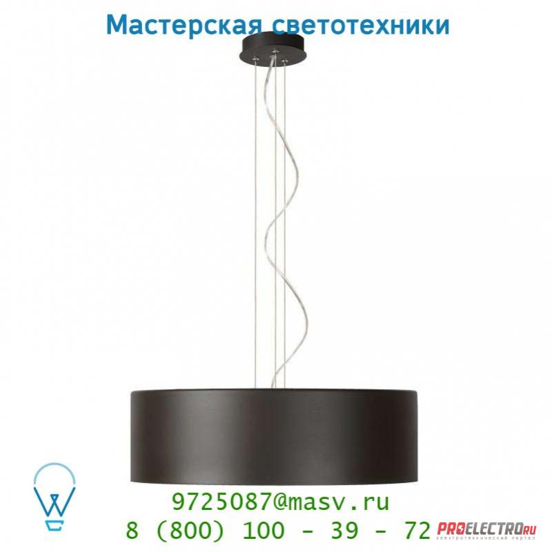 Lucide ONO Hangel. 3xE27 Taupe 23425/03/41 подвесной светильник