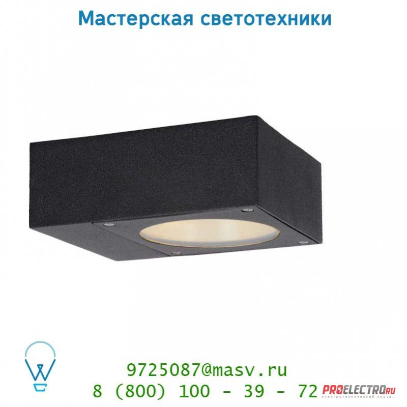 27862/06/30 уличный светильник Lucide KELLY Wandl. LEd 6x1W 3000K IP54 15/12/5.5cm Schwa
