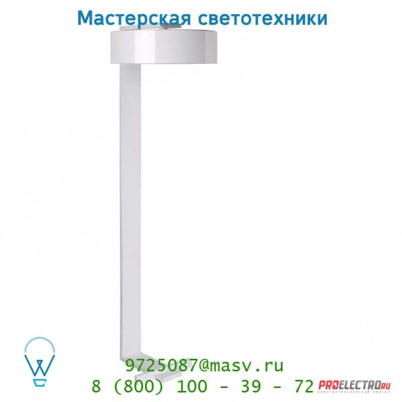 Lucide ONO Stehl. 2xE27 H175 D50cm Weiss 23725/02/31 торшер