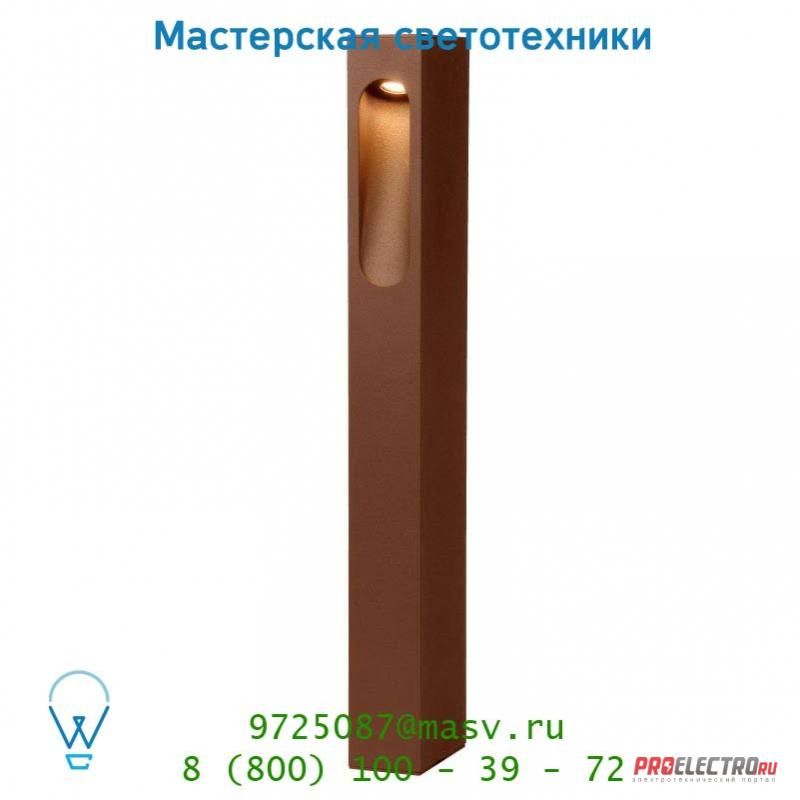 Lucide DIMO LED 1x5W IP54 65/7/12cm Rust уличный светильник 27850/65/97