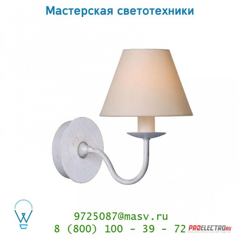 Lucide CAMPAGNE Wandl. 1xE14 (Schirm 61009/16/38) Ant W настенный светильник 31233/01/21
