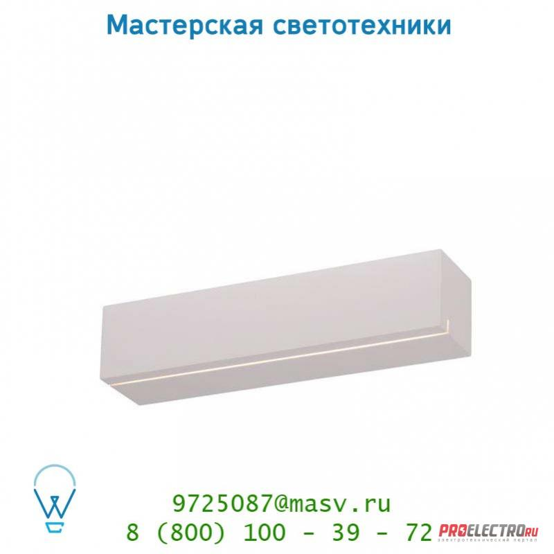 Настенный светильник Lucide BLANKO Wandl. 2xG9/40Wexcl L35cm H7,5cm Weiss 29204/02/31