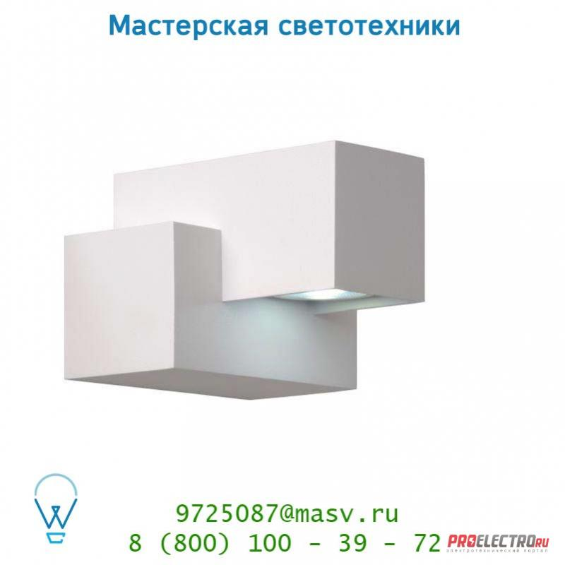28852/23/31 Lucide KWINTO Wandl. IP54 LED 1x3W H9 B12cm Weiss уличный светильник