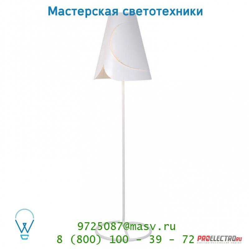Lucide RAY Stehl. E27 D45 H170cm Mattes Weiss торшер 31763/45/31