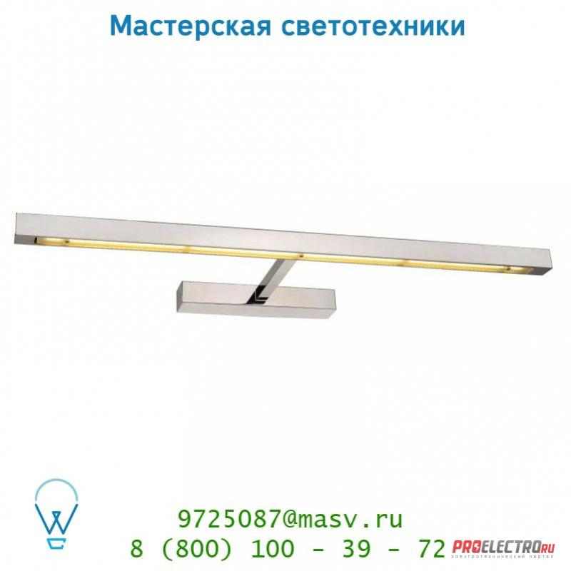 Настенный светильник 41202/06/11 Lucide ALANA Picture Light LED 6W L60cm Chroom