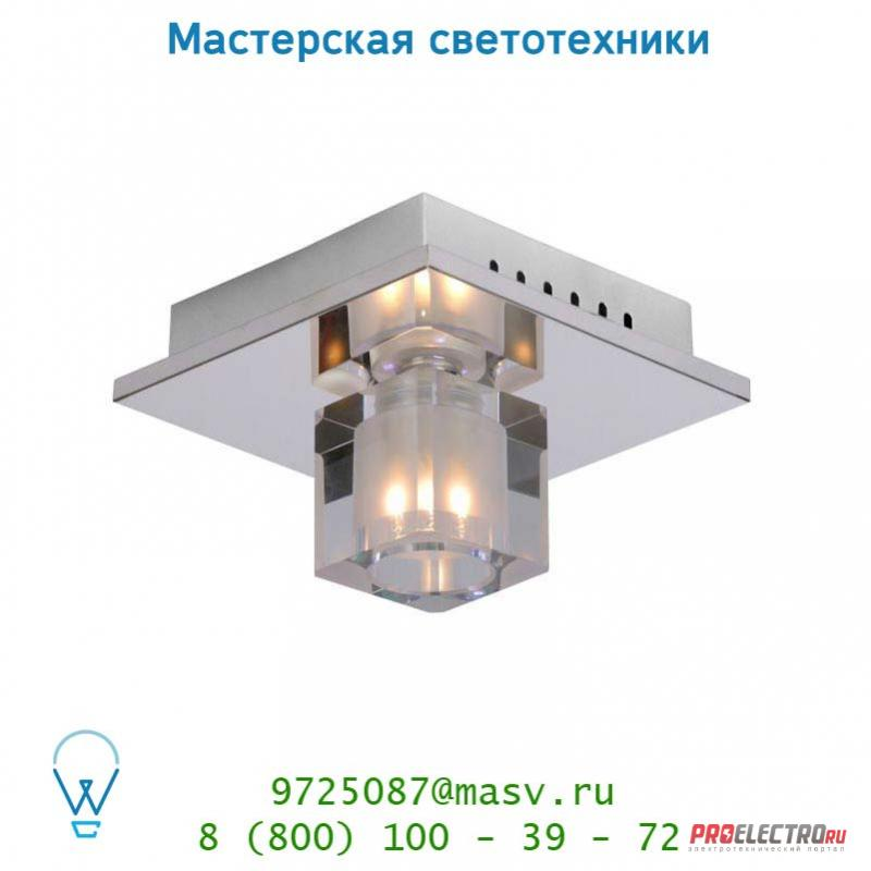 Lucide KILLY LED Deckenl. 18/18/12cm G9/40W+RGB Fernbed потолочный светильник 32150/21/11