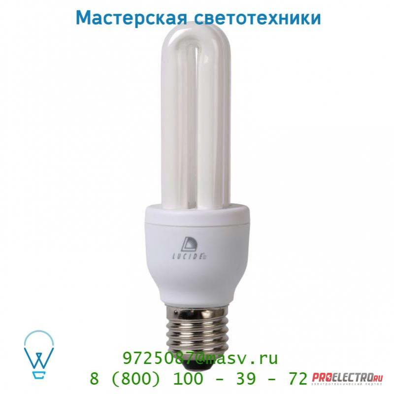 Лампа 50427/11/31 Lucide Energiesparlampe Blister Stick E27/11W