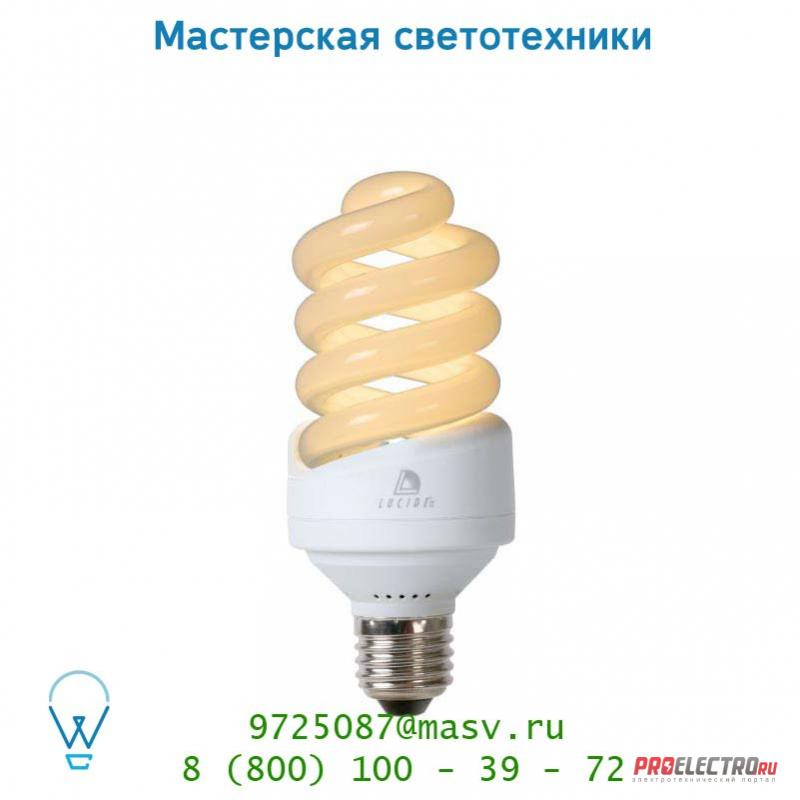 50435/24/31 Lucide Sparlampe Spiral E27 24W Warm White лампа