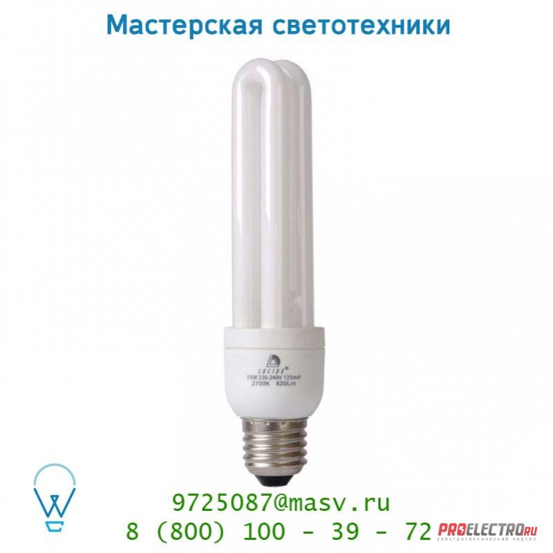 Лампа Lucide Energiesparlampe Blister Klassiker Dimmable E27/15 50527/15/31