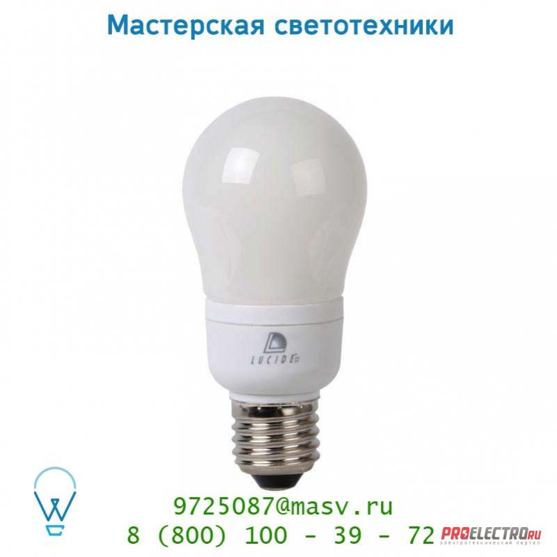 Lucide Energiesparlampe Blister Standard E27/8W лампа 50428/08/31