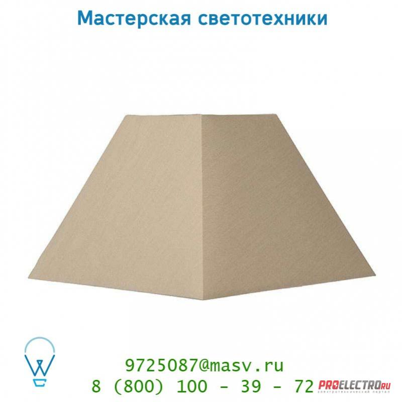 Абажур Lucide Schirm D22-10-15 E27 Taupe 61006/22/41
