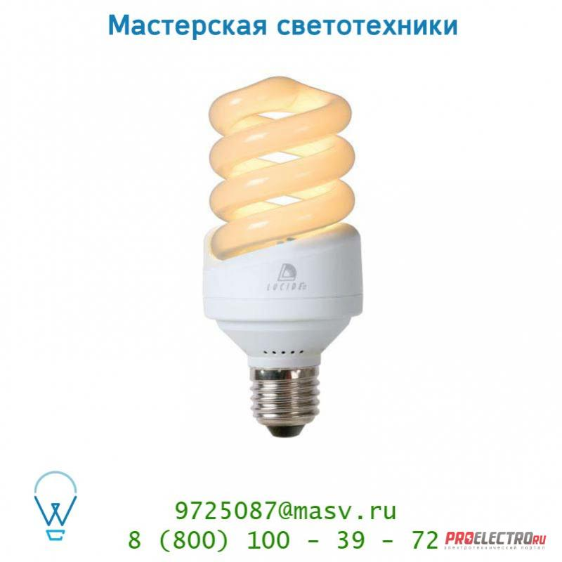 50435/20/31 Lucide Sparlampe Spiral E27 20w Warm White лампа