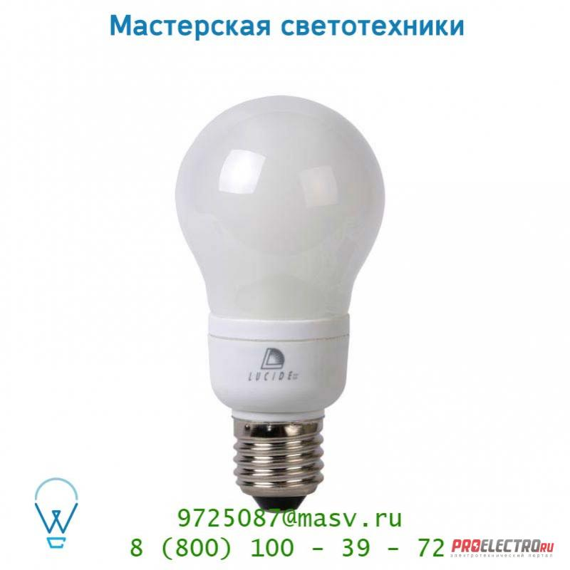 50428/11/31 лампа Lucide Energiesparlampe Blister Standard E27/11W