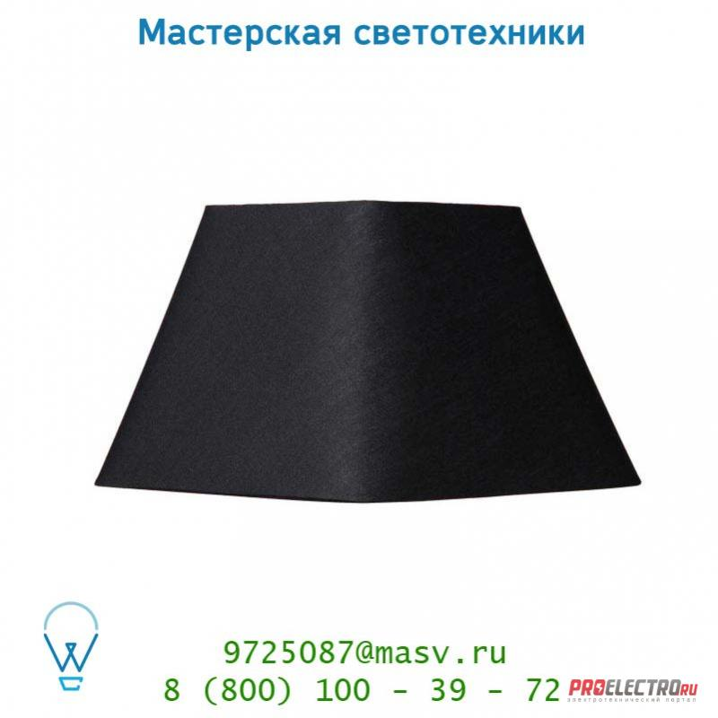 Абажур 61001/30/30 Lucide Schirm D30-18-22 E27 Schwarz