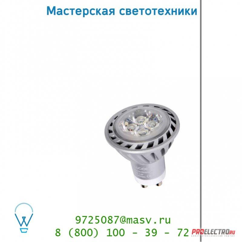 Лампа 50426/04/33 Lucide BIRNE LED GU10 5W 4000K 360LM Set 1/Blister