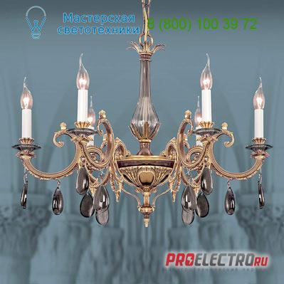 369C 05 AB FUME люстра Riperlamp
