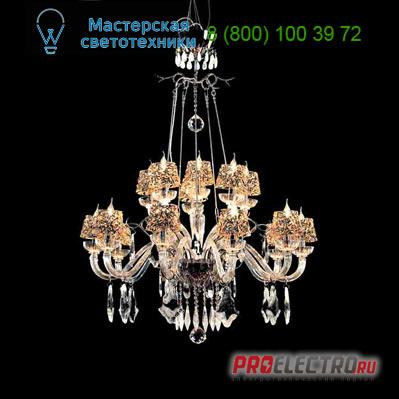 Люстра  8166 Nikel Lamp International