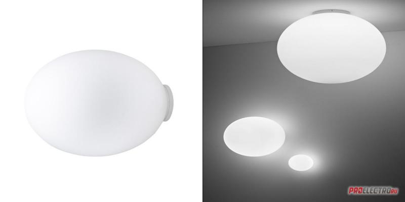 Fabbian светильник Lumi F07 G33 Sfera Ceiling/ Wall light , E27 1x205W