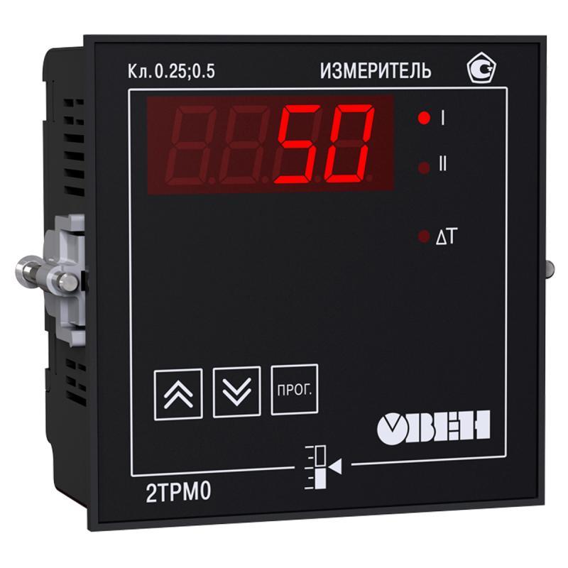 2ТРМ0 измеритель температуры двухканальный трм