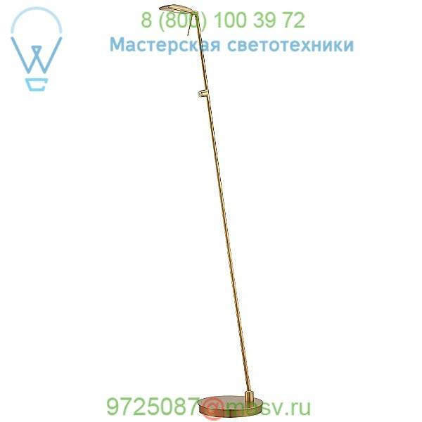 George Kovacs P4324-077 Georges Reading Room P4324 Floor Lamp, светильник