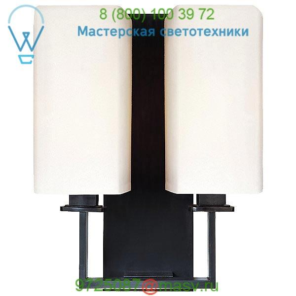 Baldwin Two Light Wall Sconce 722-OB Hudson Valley Lighting, настенный светильник бра