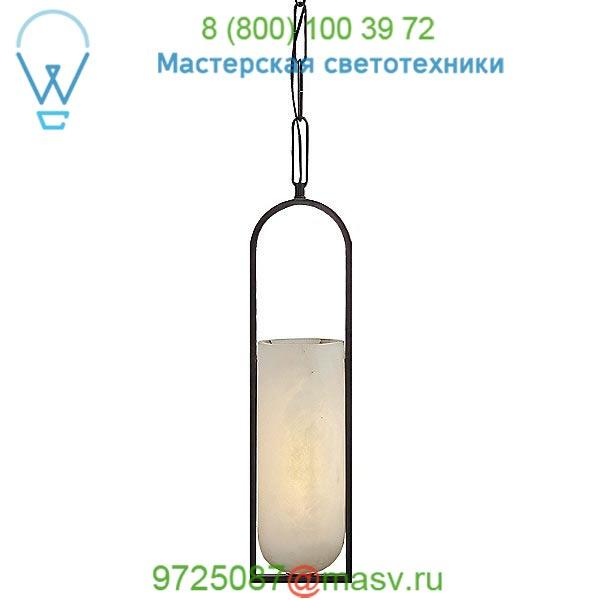Melange Elongated Mini Pendant Light Visual Comfort KW 5512AB-ALB, светильник